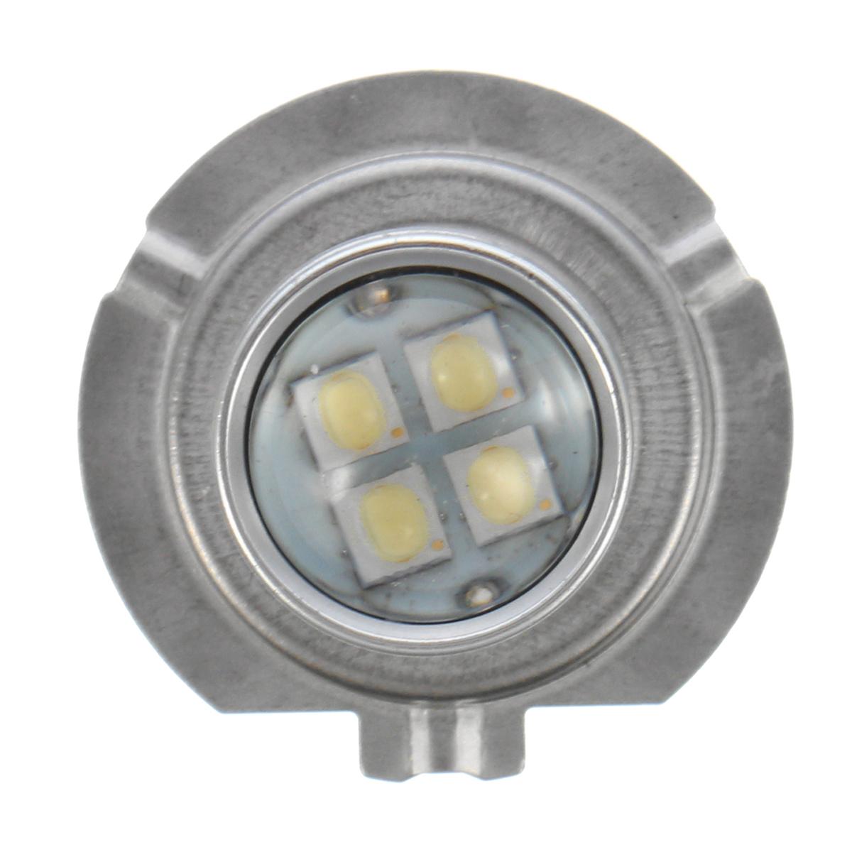 2X 100W 12-24V H7 LED Фары Противотуманные хвостовые ксеноновые лампы - фото 5