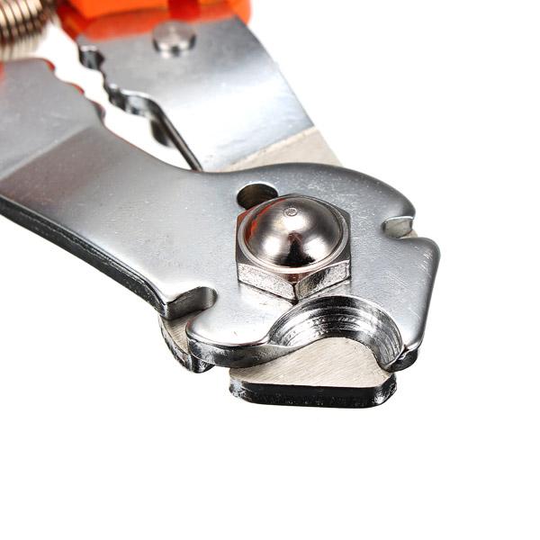 MTB велосипед кусачки плоскогубцы тормоз инструмент механизм переключения резки кабеля ремонт зажим - фото 7