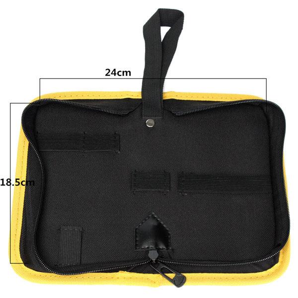 Капитального ремонта долг сумка для инструментов почтовый случай организатором хранения инструмента в удобном S / M / L - фото 7