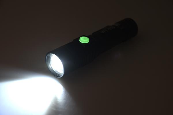 XANES WT518 XM-L T6 1000люмен 3режима Портативный масштабируемый LED Фонарик - фото 9