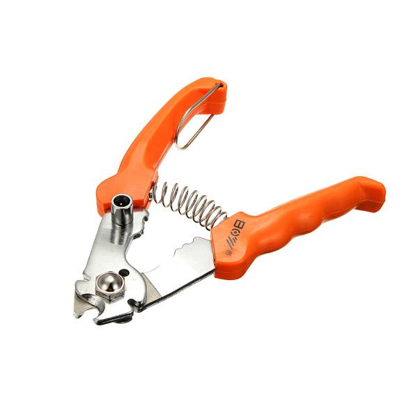 MTB велосипед кусачки плоскогубцы тормоз инструмент механизм переключения резки кабеля ремонт зажим - фото 1