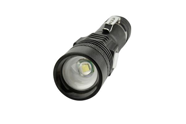 XANES WT518 XM-L T6 1000люмен 3режима Портативный масштабируемый LED Фонарик - фото 4