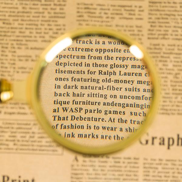 HD 8X Тисненый Дракон Ручка Увеличительное Overgild Очки Складное чтение Очки - фото 2