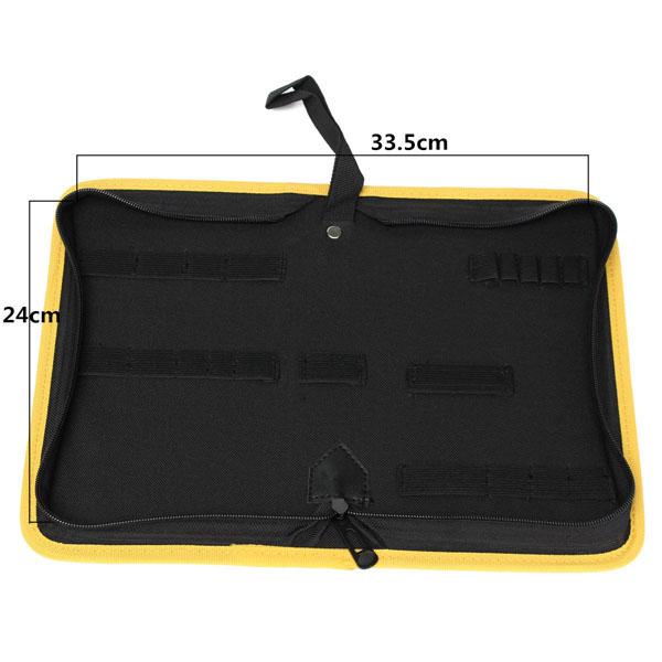 Капитального ремонта долг сумка для инструментов почтовый случай организатором хранения инструмента в удобном S / M / L - фото 8
