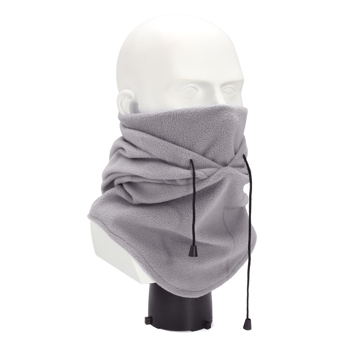 BIKIGHT NinjaЛицевая маскаСнежная тактическая ветрозащитная кепка Балаклава Зимняя лыжная Шапка Обложка Спорт - фото 6