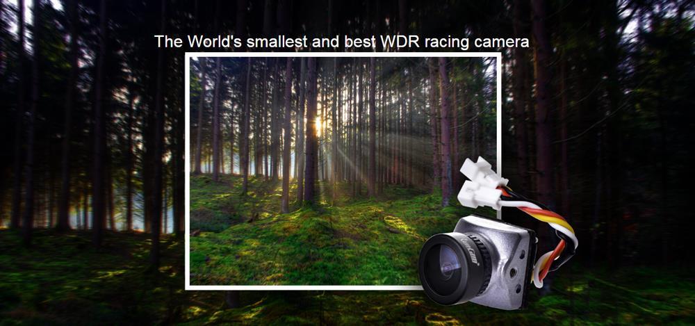 Runcam Гонщик Nano CMOS 700TVL 1,8 мм / 2,1 мм Супер WDR Самый маленький FPV камера 6 мс Управление жестами с низкой зад - фото a75d0097-1511-42d8-ae8a-541f0fa8e980.png