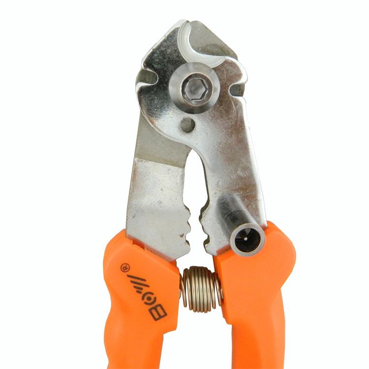 MTB велосипед кусачки плоскогубцы тормоз инструмент механизм переключения резки кабеля ремонт зажим - фото 6