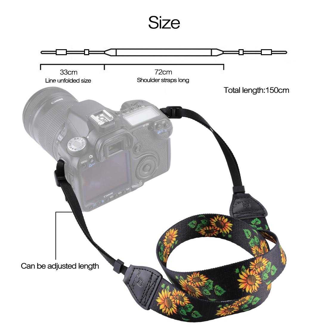 PULUZ PU6009C Camera Strap