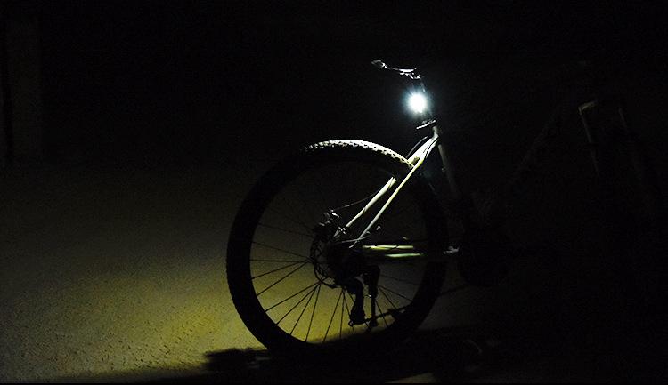 XANES STL02 Smart Bike Tail Light USB Зарядное устройство LED MTB Круглый задний фонарь безопасности - фото 6