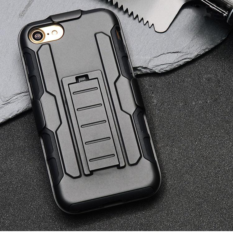 Броня регулируемая Kickstand Чехол для iPhone 7 и iPhone 8 - фото 11