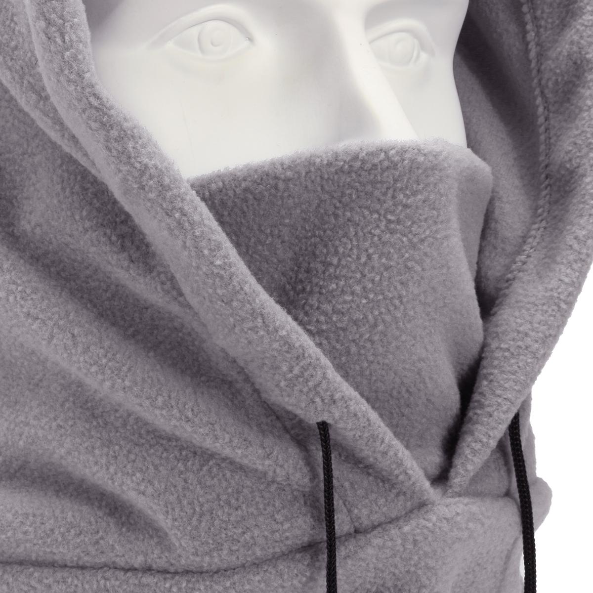BIKIGHT NinjaЛицевая маскаСнежная тактическая ветрозащитная кепка Балаклава Зимняя лыжная Шапка Обложка Спорт - фото 7