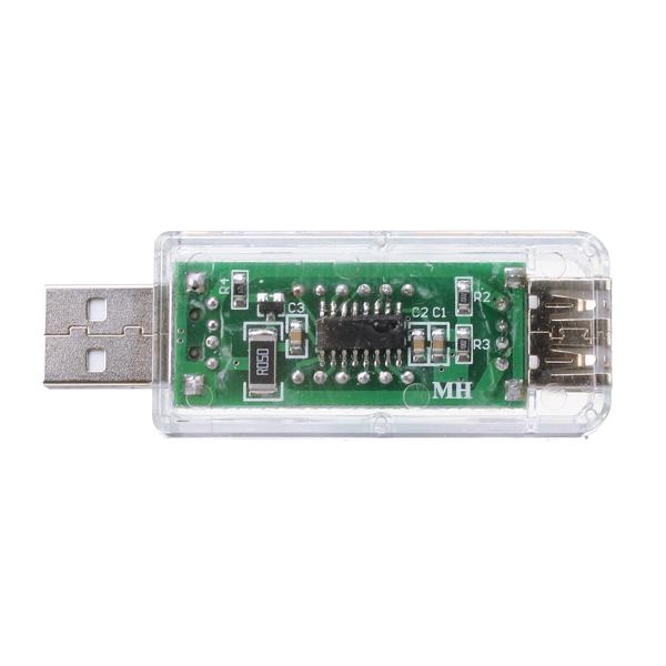 Тестер напряжения Volt Meterr USB Volt с детектором напряжения LCD Digital Дисплей Авто - фото 6