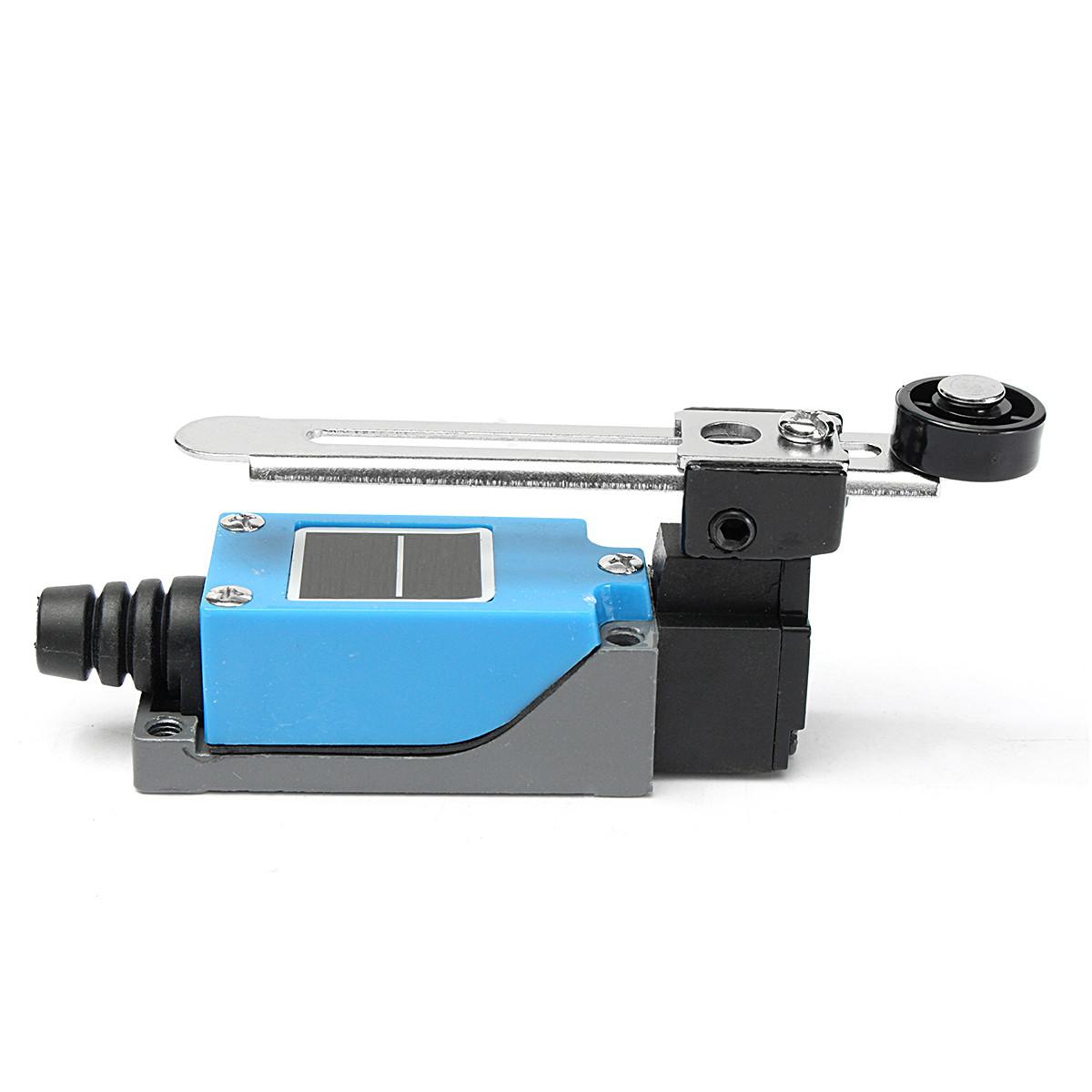 Excellway® 5шт. Предельный выключатель AC 250V 5A Регулируемый поворотный рычаг Ролик - фото 6