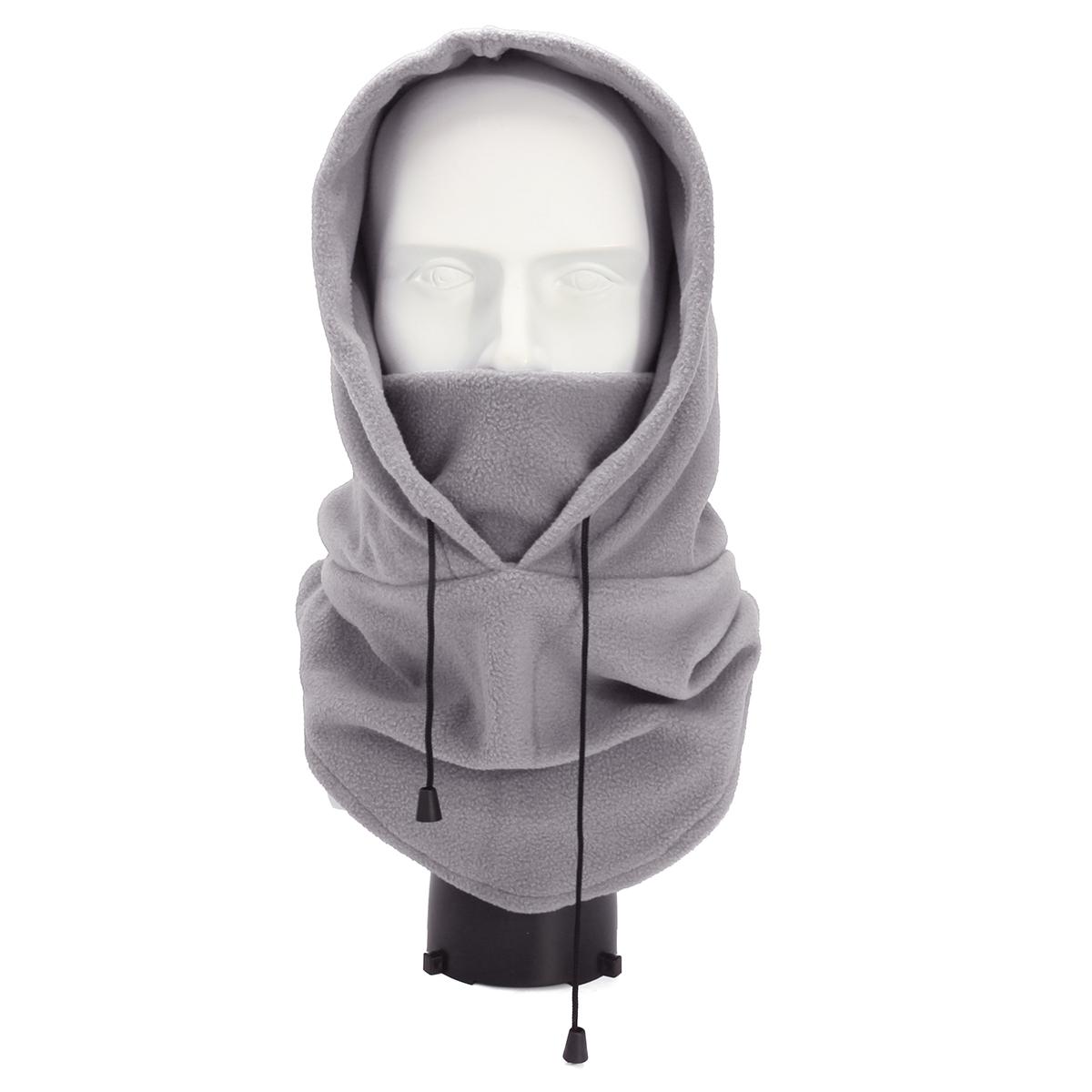 BIKIGHT NinjaЛицевая маскаСнежная тактическая ветрозащитная кепка Балаклава Зимняя лыжная Шапка Обложка Спорт - фото 4