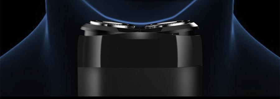 [2019новый]OriginalXiaomiMijiaDual Float Лопасти Бритва Type-C Электробритва IPX7 Водонепроницаемы Бесшумный Мотор - фото 3