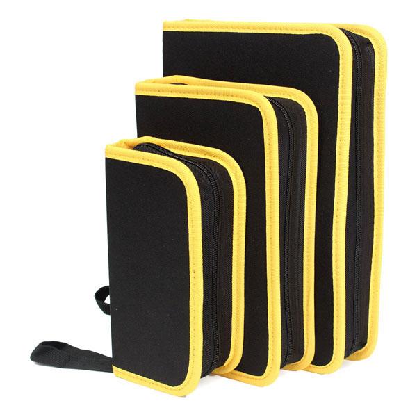 Капитального ремонта долг сумка для инструментов почтовый случай организатором хранения инструмента в удобном S / M / L - фото 4