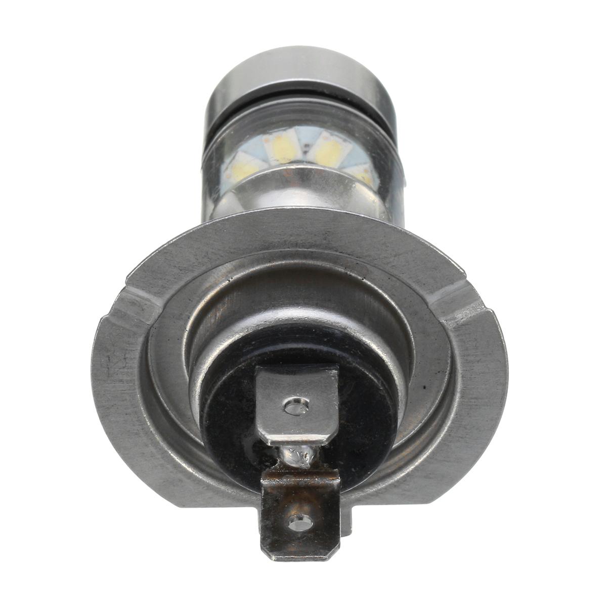 2X 100W 12-24V H7 LED Фары Противотуманные хвостовые ксеноновые лампы - фото 3