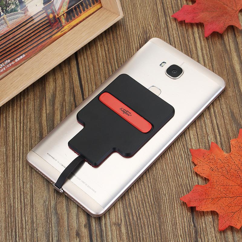Bakeey Micro USB Qi Беспроводное зарядное устройство Приемник Для Redmi 5 Plus Примечание 5 4 4X S7 S6 - фото 12