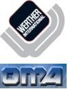 Werther-OMA PR20/PM(OMA654B) Пресс гидравлический напольный 20 т., с ручным приводом