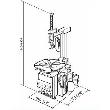 Titanium300/24IT Станок шиномонтажный Werther-OMA автоматический - фото Werther-OMA Titanium300/24IT Шиномонтажный станок автоматический, 11-22