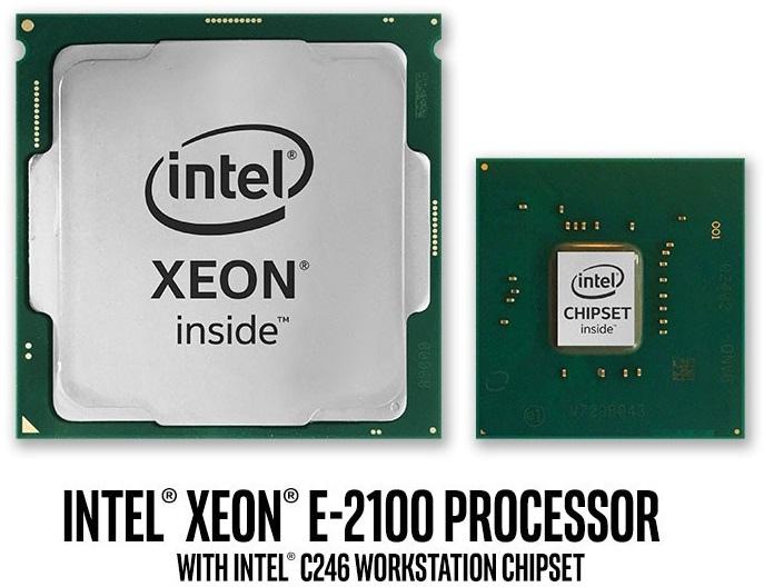 Intel представила 10 новых процессоров Xeon на Coffee Lake - фото jtZ5diw8YlY.jpg