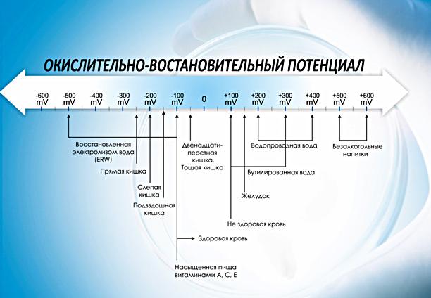 Измеритель потенциала воды ОВП-метр ORP-969