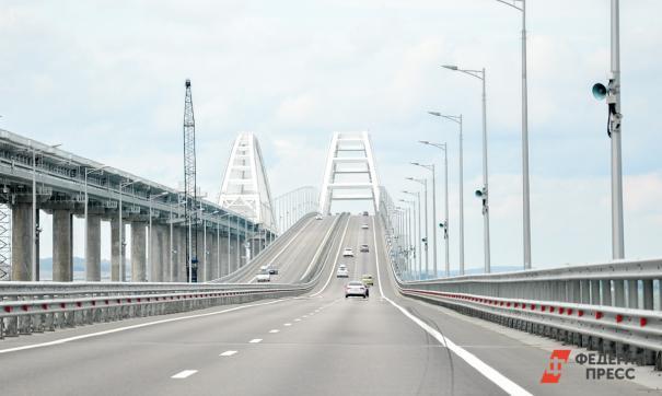 «Миллиард за километр». Крымский мост и Краснодар свяжет новая дорога - фото 1