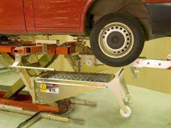 Autorobot B15 Стапель для правки кузова - фото b15_small3.jpg