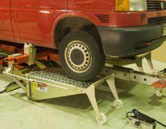 Autorobot B15 Стапель для правки кузова - фото b15_small1.jpg