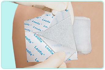 Пластырь хирургический Леофикс 10*5см - фото 17.jpg