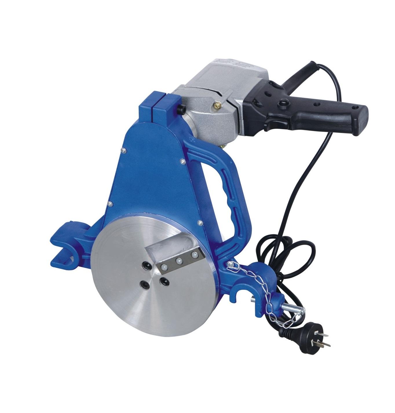 Аренда аппарат для сварки полиэтиленовых труб HDT 160 - фото Торцеватель HDT 160