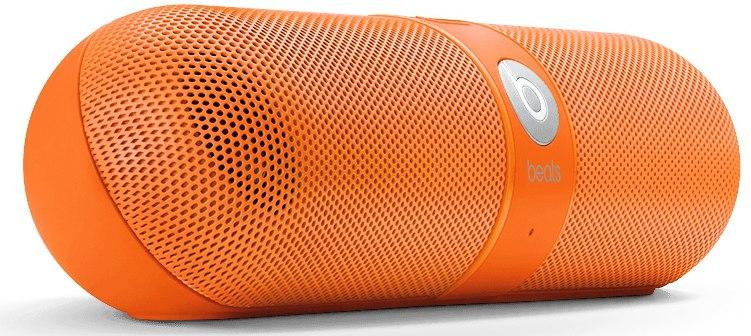 Beats pill Bluetooth колонка (оранжевый)