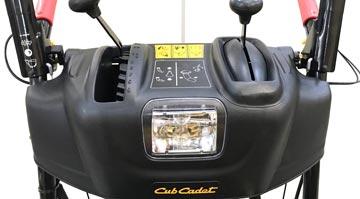 Снегоуборщик бензиновый Cub Cadet XS3 76 TDE - фото 11
