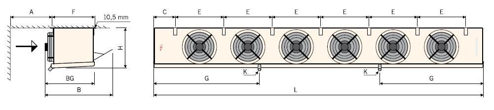 Чертеж воздухоохладителей Guentner GACA (6)