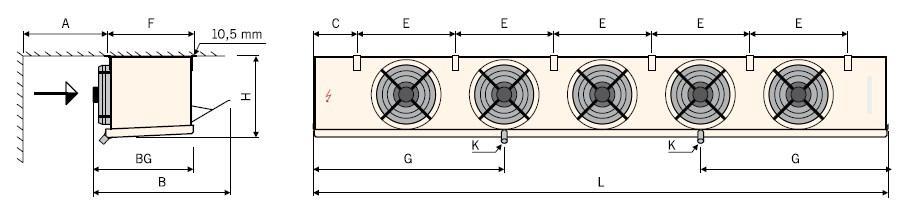 Чертеж воздухоохладителей Guentner GACA (5)