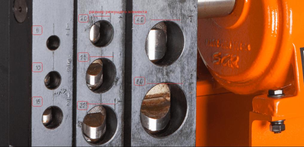 """PTN12U Stalex Пресс вырубной электрический для труб 1/4"""" - 2"""" - фото 1.png"""