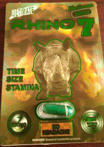 ÐÑепаÑÐ°Ñ Ð´Ð»Ñ Ð¿Ð¾ÑенÑии ÐоÑоÑог Rhino 7 , 1 кап