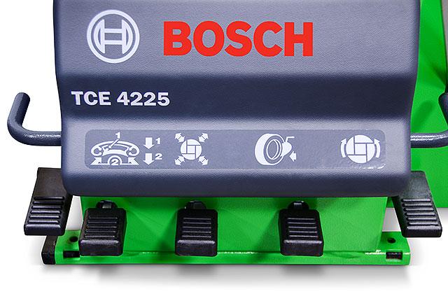 Полуавтоматический шиномонтажный станок BOSCH TCE 4220 - фото 3