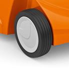 Большие транспортировочные колеса