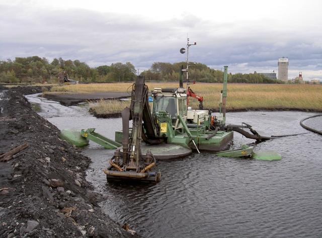 Углубление рек, каналов и озер земснарядом фрезерным и гидроразмывом - фото o_p_z_clip_image002.jpg