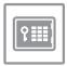 Ключ + кодовый замок