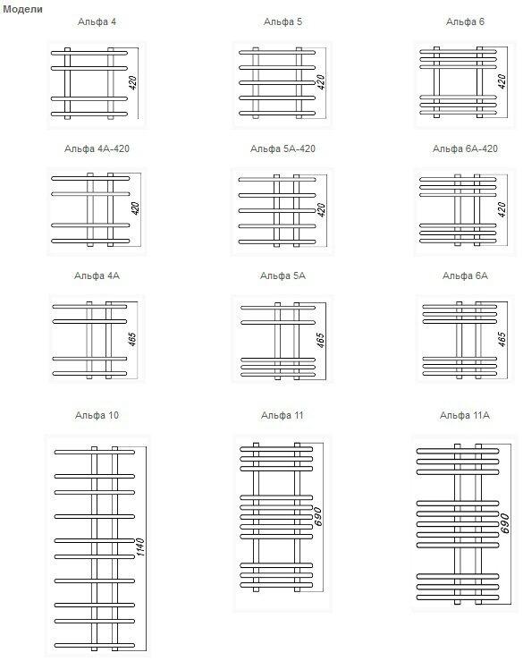 Дизайн - радиаторы Альфа (А) - фото image_198.jpg