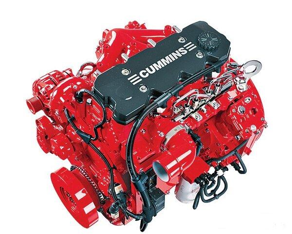Двигатель КАМАЗ 4308