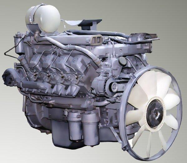 740.30-260 двигатель