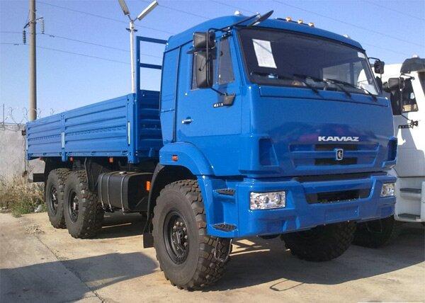 КАМАЗ-43118 цена