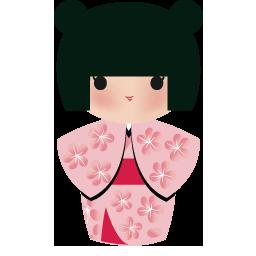 Картинки по запросу japan doll gif