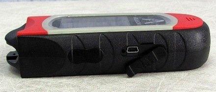 Многофункциональный порт mini USB: используется как для подключения сетевого и бортового адаптеров питания, так и для связи с ПК
