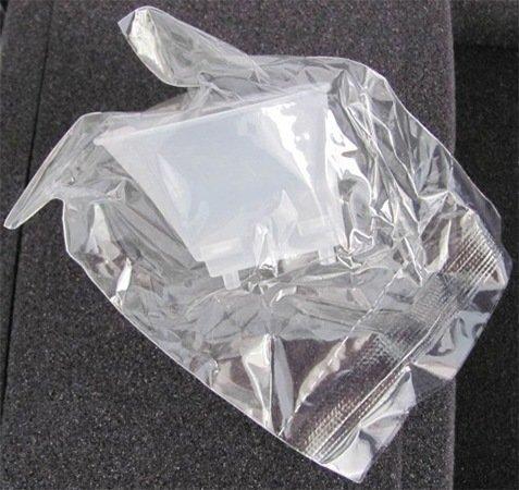 Многоразовый мундштук-воронка (входит в комплект поставки)