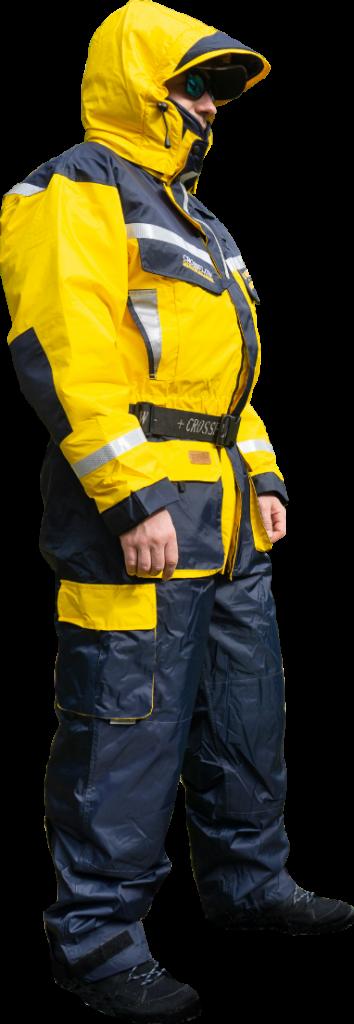 Тестирование костюмов поплавков - фото seafox-01.png