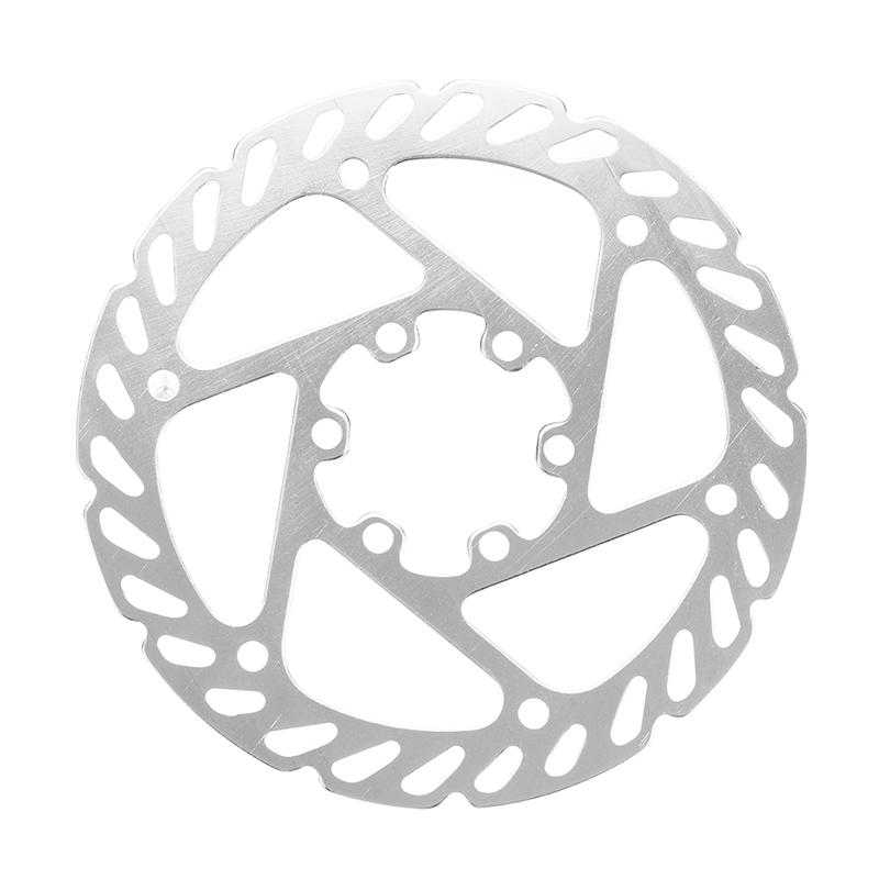 RAMBOMILМ-140140ммВелосипедныйтормозной диск 6 Болт Электрический велосипедный скутер MTB Велосипедный тормозной ди - фото 1